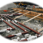 underground double wall pipping and tank installation 3
